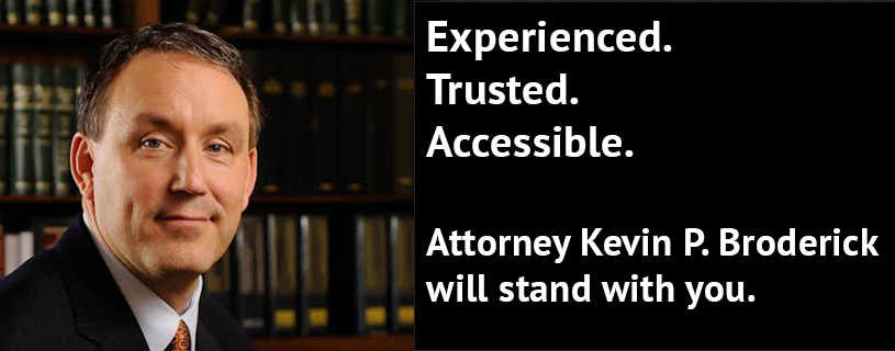 Call a trusted attorney today!