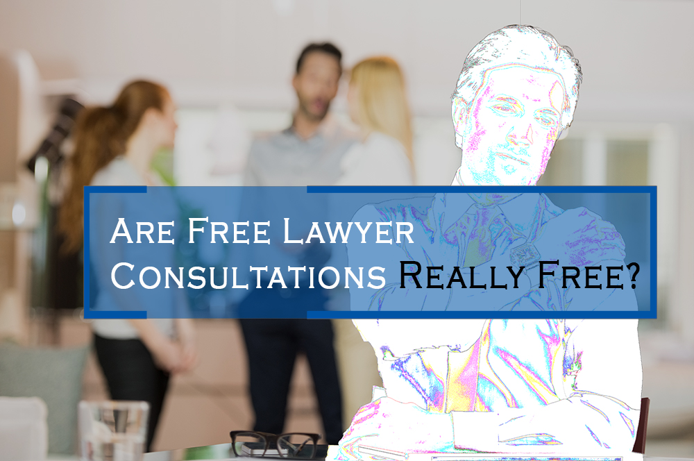 Attorney Kevin Broderick gives free consultations that are really free