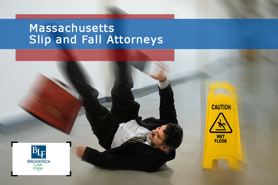 Massachusetts Slip and Fall Attorney