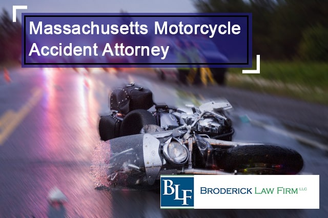 Massachusetts Motorcycle accident attorney Kevin Broderick