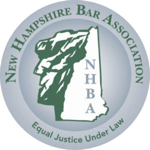 New Hampshire Bar Association Seal - Equal Justice Under Law