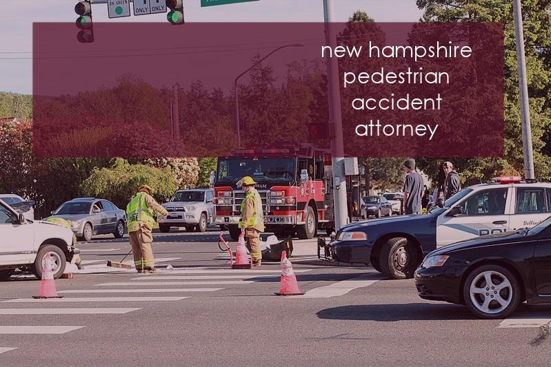 new hampshire pedestrian accident attorney