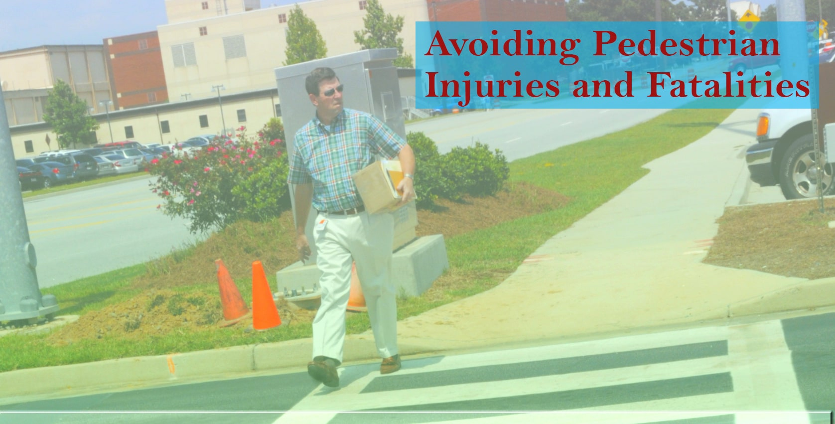 Pedestrian injury attorney in Massachusetts and New Hampshire