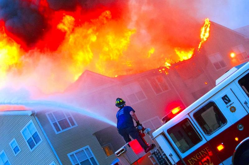 Massachusetts Apartment Fire