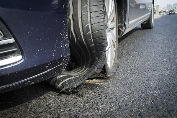 Lowell, Massachusetts Tire Blow Out Attorney