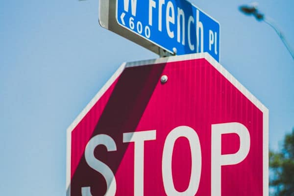 4 way stop accident lawyer